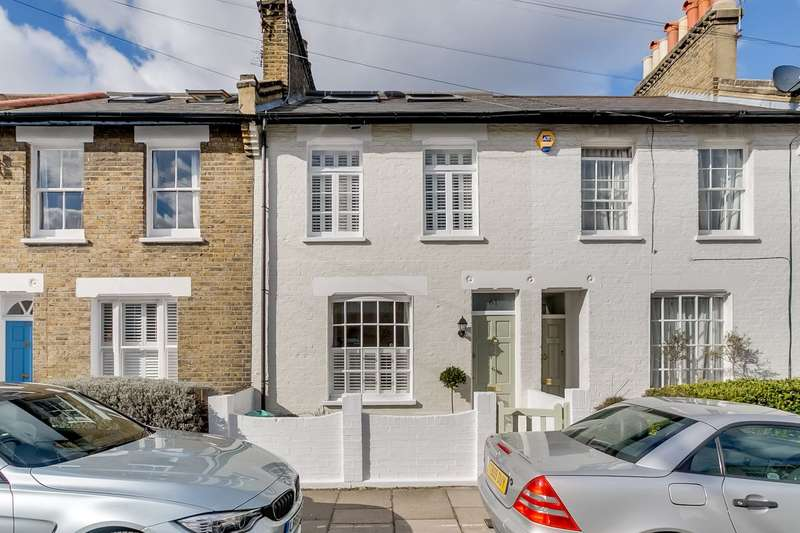 3 Bedrooms Terraced House for sale in Archway Street, Barnes