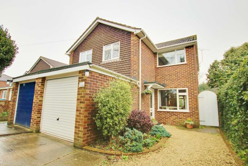 3 Bedrooms Semi Detached House for sale in POPULAR BITTERNE VILLAGE LOCATION! BEAUTIFULLY PRESENTED!