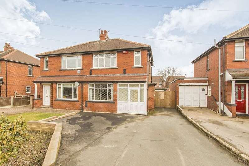 3 Bedrooms Semi Detached House for sale in Rein Road, Tingley, Wakefield, WF3