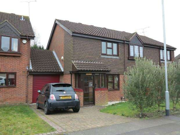 2 Bedrooms Semi Detached House for sale in Hilmanton, Lower Earley, Reading