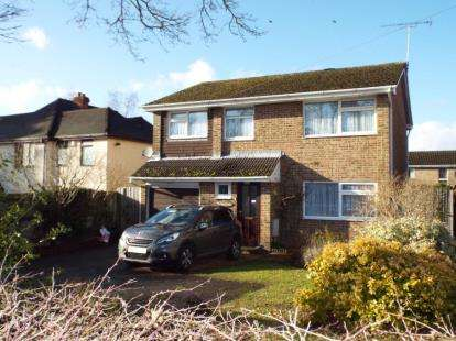 5 Bedrooms Detached House for sale in Swanmore, Southampton, Hampshire