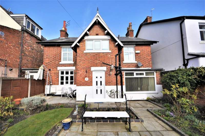2 Bedrooms Semi Detached House for sale in South Warton Street, Lytham, Lytham St Annes, Lancashire, FY8 5HE