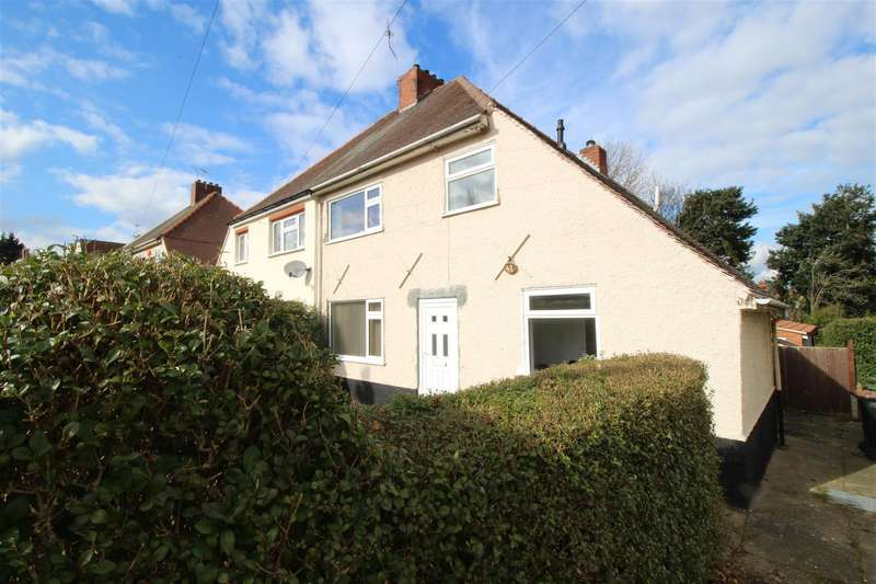 3 Bedrooms Semi Detached House for sale in Farfield Avenue, Beeston, Nottingham