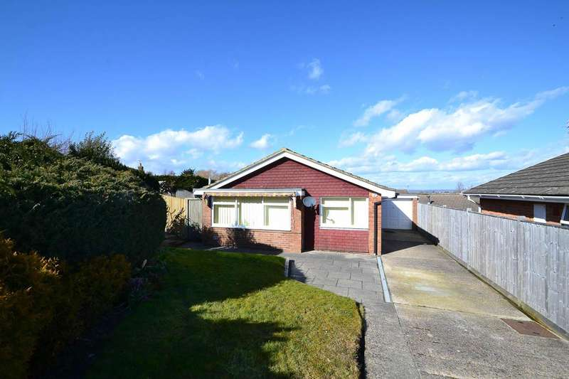 3 Bedrooms Bungalow for sale in Pinewood Close, EASTBOURNE