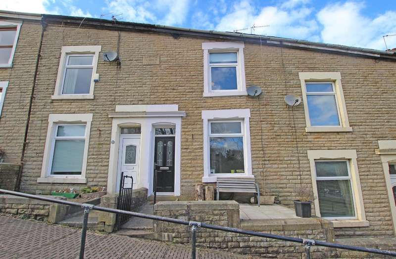 2 Bedrooms Terraced House for sale in Radfield Avenue Darwen BB3 2PQ