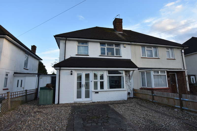 3 Bedrooms Semi Detached House for sale in Harris Road