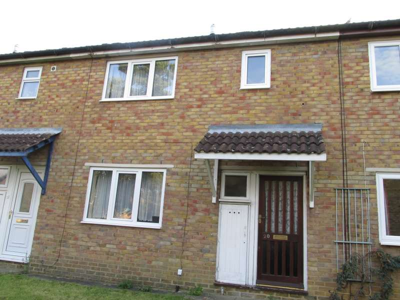 3 Bedrooms Terraced House for sale in Pilton Close, Northampton