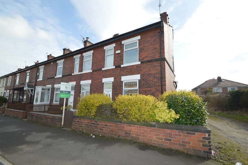 2 Bedrooms End Of Terrace House for rent in Parr Lane, Bury, BL9