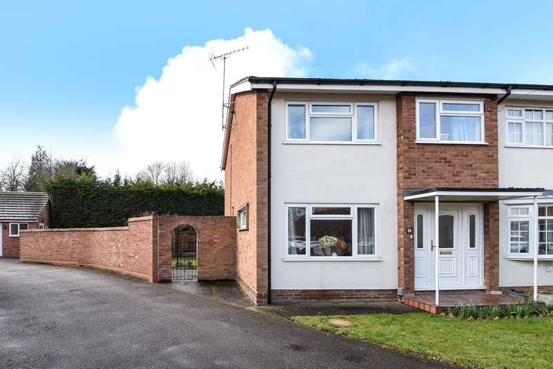 3 Bedrooms Semi Detached House for sale in River Court, Ickleford, Hitchin, SG5