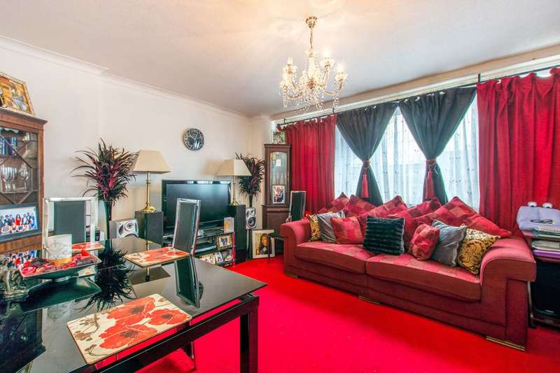 3 Bedrooms Maisonette Flat for sale in Haslemere Avenue, Merton, CR4