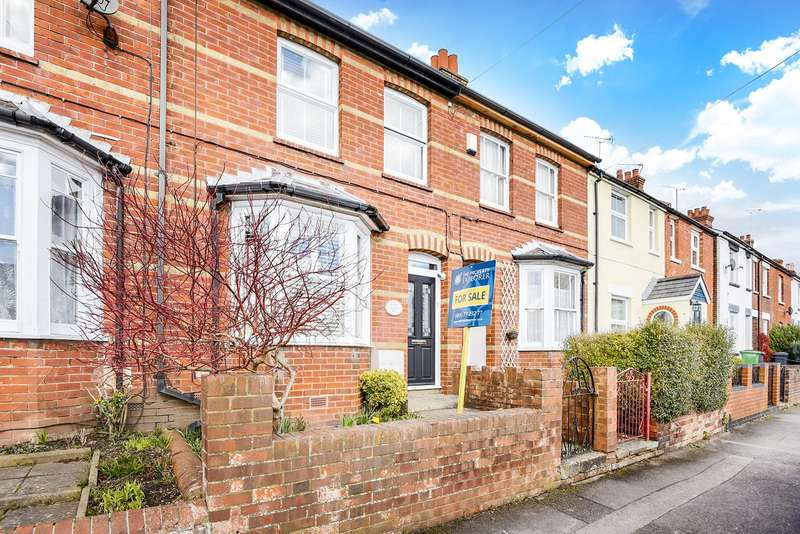 2 Bedrooms Terraced House for sale in Lower Brook Street, Brookvale, Basingstoke, RG21