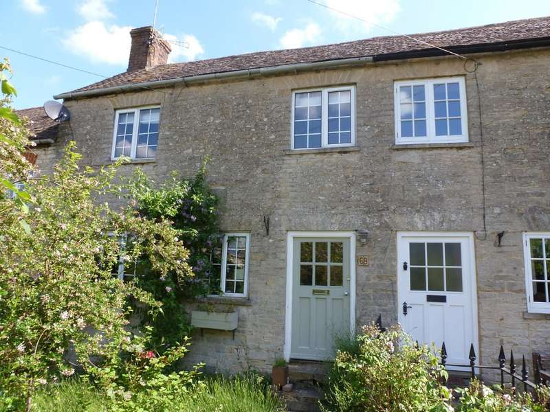 2 Bedrooms Terraced House for sale in Hailey Road, Witney OX28