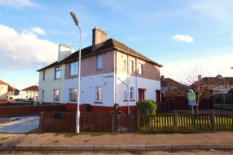 2 Bedrooms Flat for sale in Gilmour Avenue, Leven, KY8