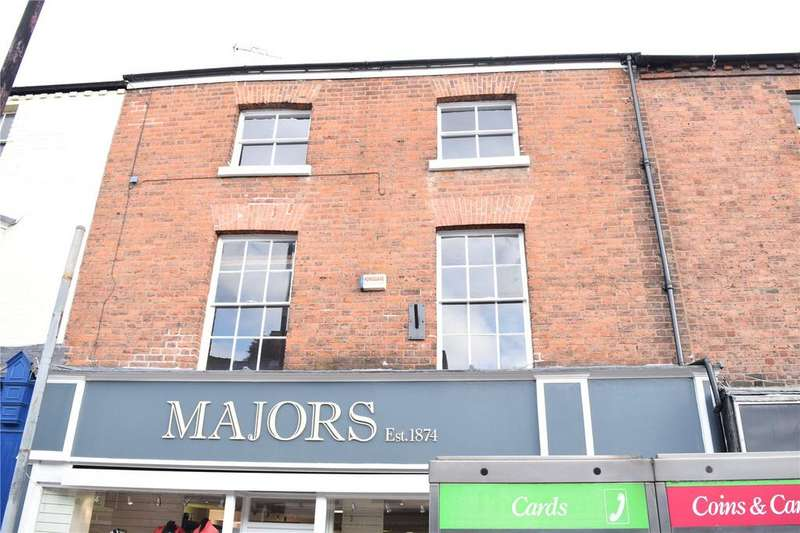 3 Bedrooms Apartment Flat for rent in Broad Street, Welshpool, Powys