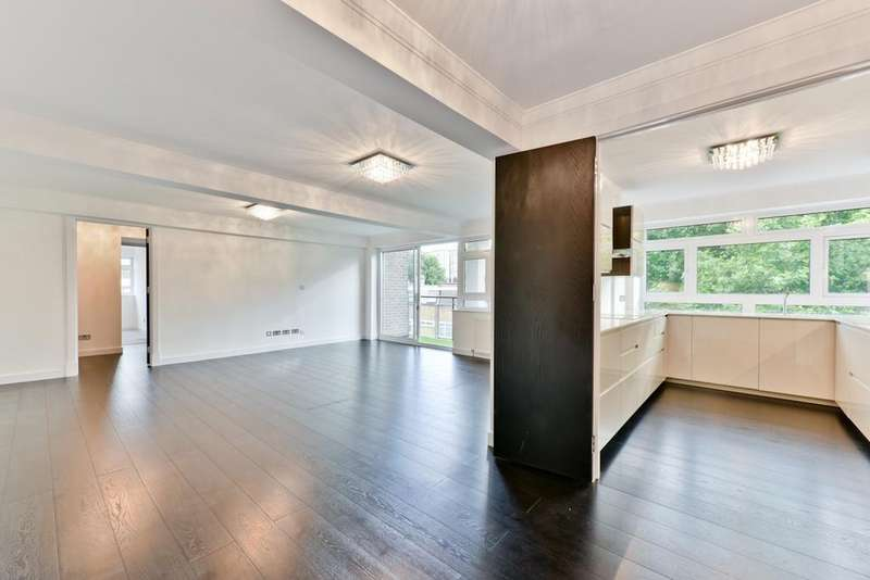 3 Bedrooms Flat for sale in Monckton Court W14