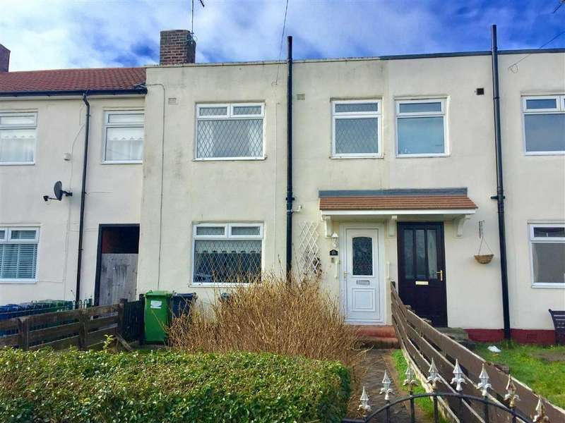 3 Bedrooms Terraced House for sale in Gloucester Place, South Shields