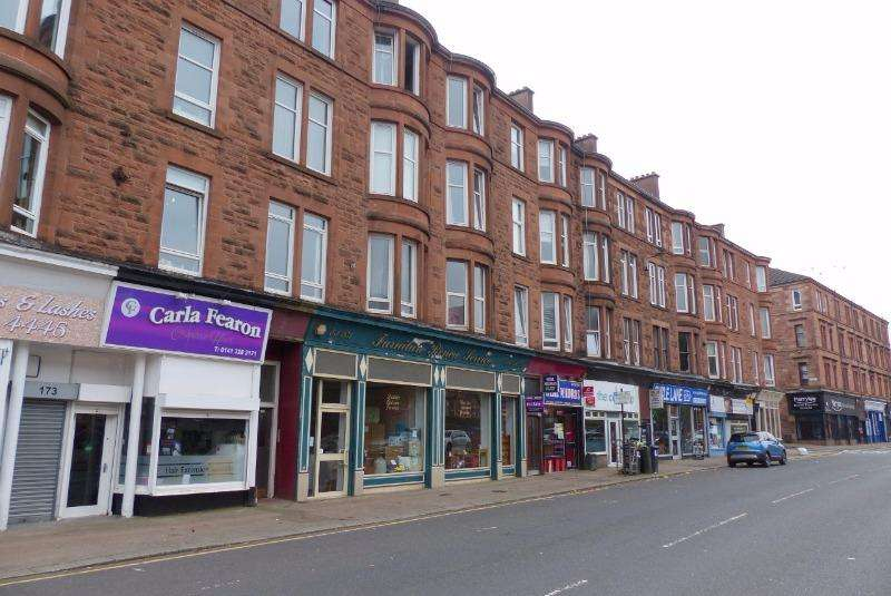 1 Bedroom Flat for rent in Clarkston Road, Cathcart, Glasgow, G44 3BS