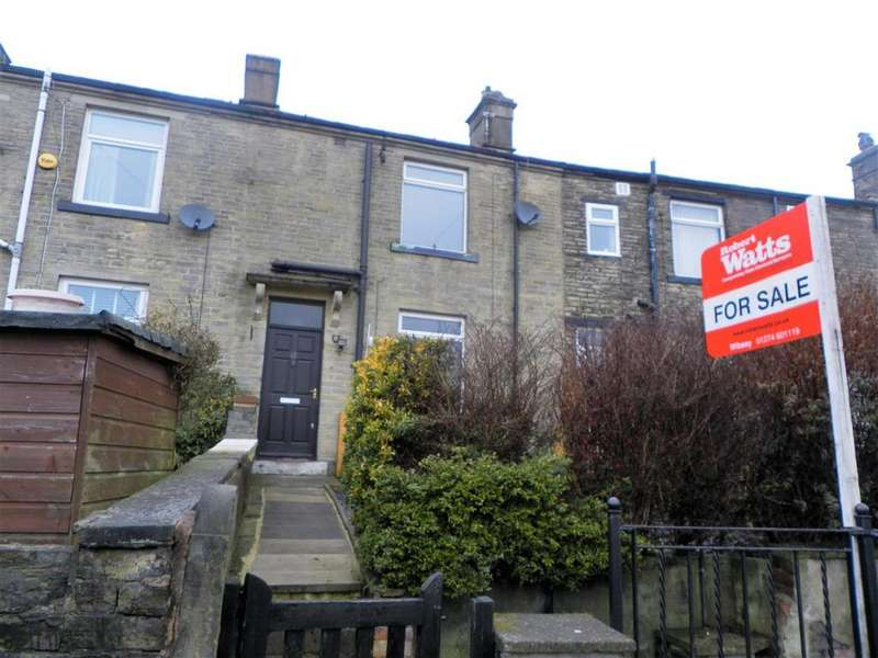 2 Bedrooms Terraced House for sale in Mount Pleasant, off Halifax Road, Bradford, BD6 2EX