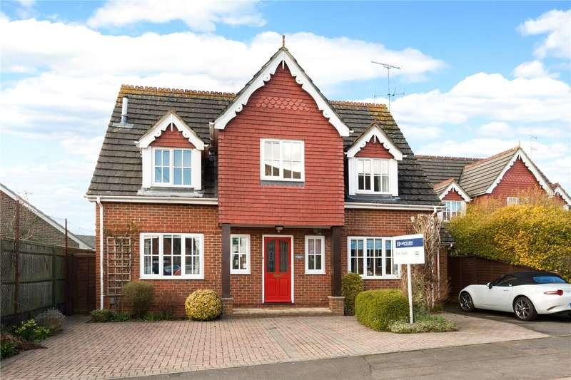 3 Bedrooms Detached House for sale in Enborne Grove, Newbury, Berkshire, RG14
