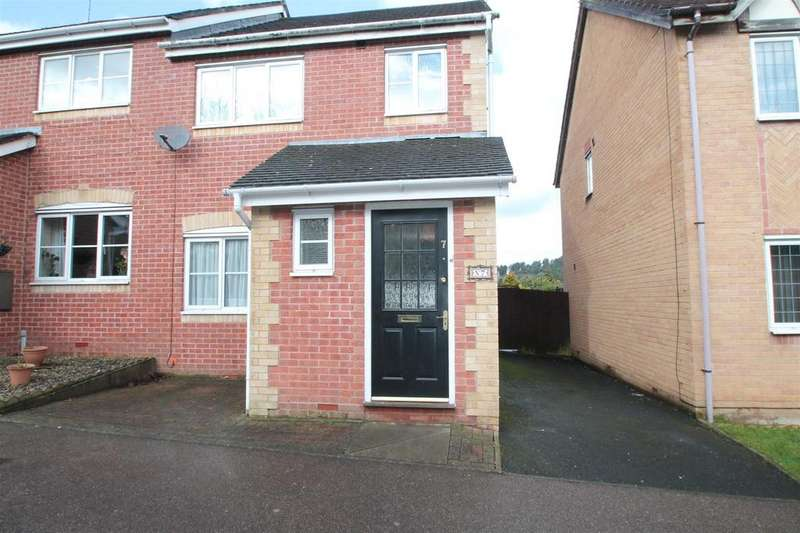 3 Bedrooms Semi Detached House for rent in Eastgate, Rawnsley, Cannock