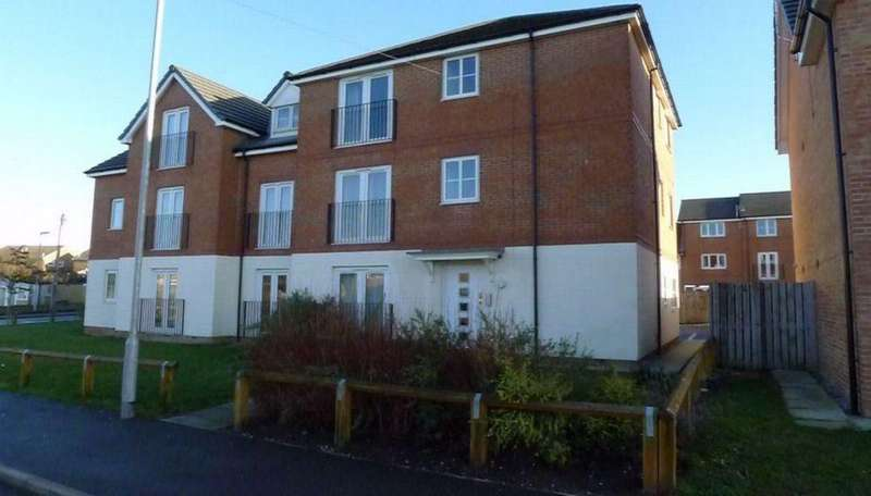 1 Bedroom Flat for rent in Mill Lane, DEWSBURY, West Yorkshire