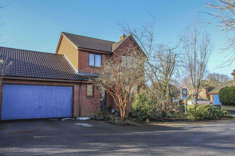 4 Bedrooms Detached House for sale in 1 The Paddocks, Yeoford Meadows, Yeoford