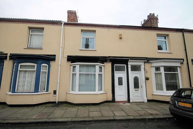 2 Bedrooms Terraced House for sale in Castlereagh Road, Stockton-On-Tees