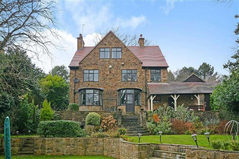 5 Bedrooms Detached House for sale in Beechwood, 389, Fulwood Road, Ranmoor, Sheffield, S10