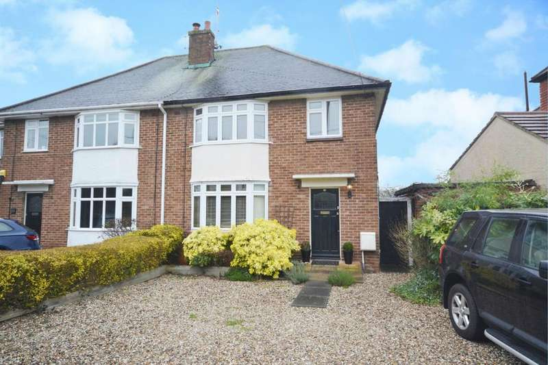 3 Bedrooms Semi Detached House for sale in Paradise Road, Writtle, Chelmsford, Essex, CM1
