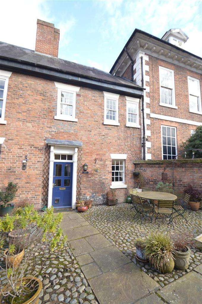 2 Bedrooms Mews House for sale in Courtyard House, Newport Place, Shrewsbury SY1 1DF