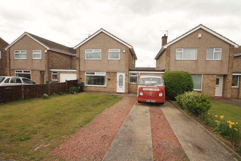 3 Bedrooms Link Detached House for sale in Trimdon Avenue, Middlesbrough
