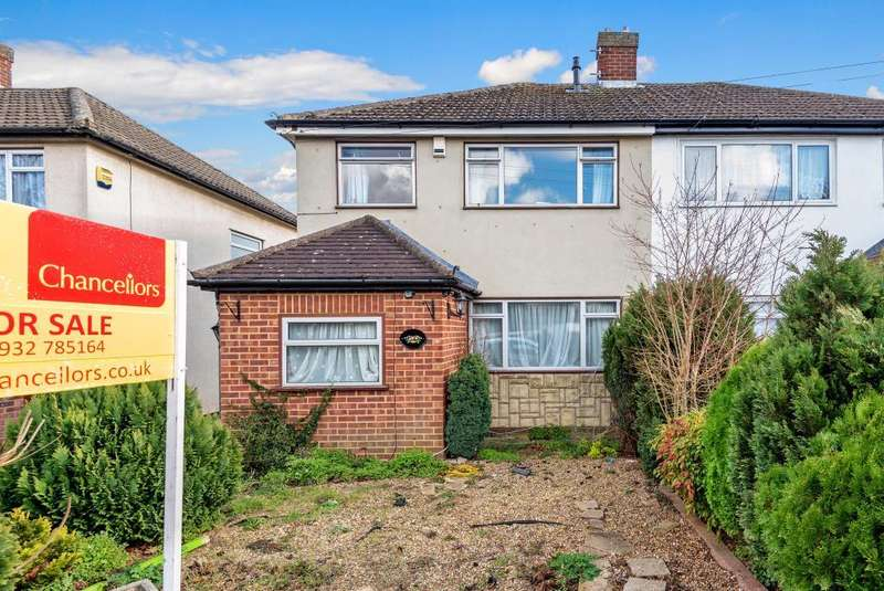 3 Bedrooms House for sale in Armstrong Road, Feltham, TW13