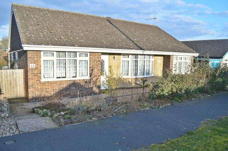3 Bedrooms Detached Bungalow for sale in Viking Way, Metheringham