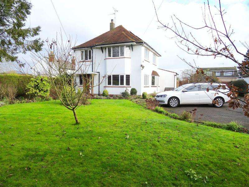 3 Bedrooms Detached House for sale in Spalding Road, Spalding