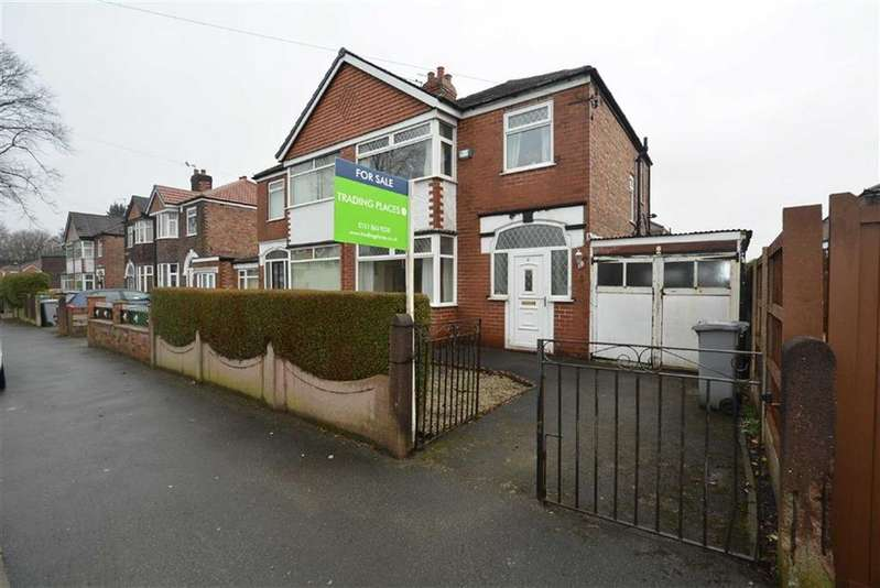 3 Bedrooms Semi Detached House for sale in Edale Road, STRETFORD