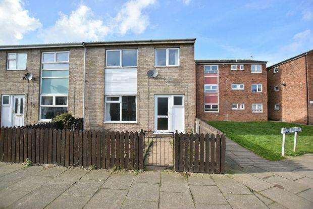 3 Bedrooms End Of Terrace House for rent in Westerdale Way , Grimsby
