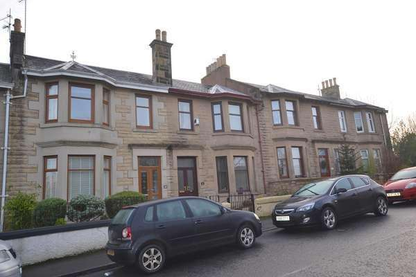 3 Bedrooms Terraced House for sale in 28 West Coats Road, Cambuslang, Glasgow, G72 8AB