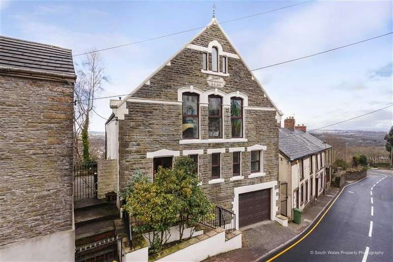 3 Bedrooms Detached House for sale in High Street, Llantrisant, Rhondda Cynon Taff
