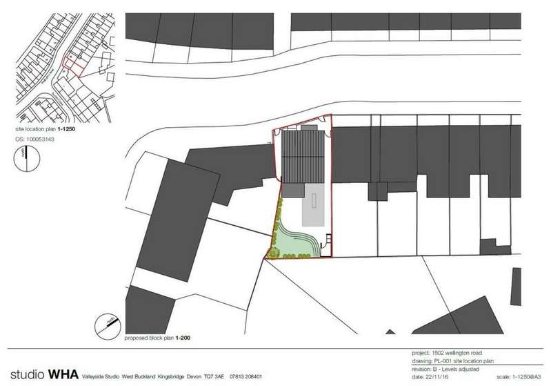 Plot Commercial for sale in Wellington Road, St Thomas, EX2