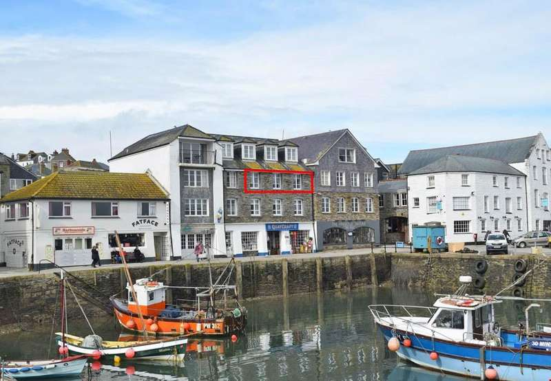 2 Bedrooms Apartment Flat for sale in Mevagissey, Nr. St Austell, Cornwall, PL26