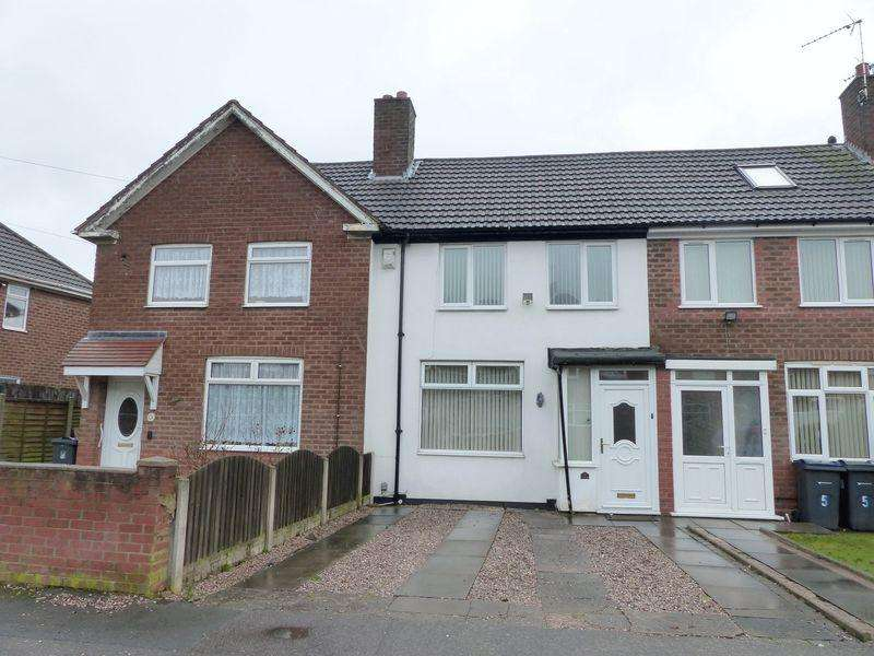 2 Bedrooms Terraced House for sale in Brompton Road, Kingstanding