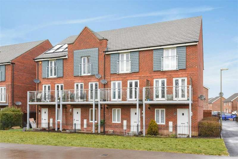 3 Bedrooms Town House for sale in Viscount Gardens, Eastleigh, Hampshire
