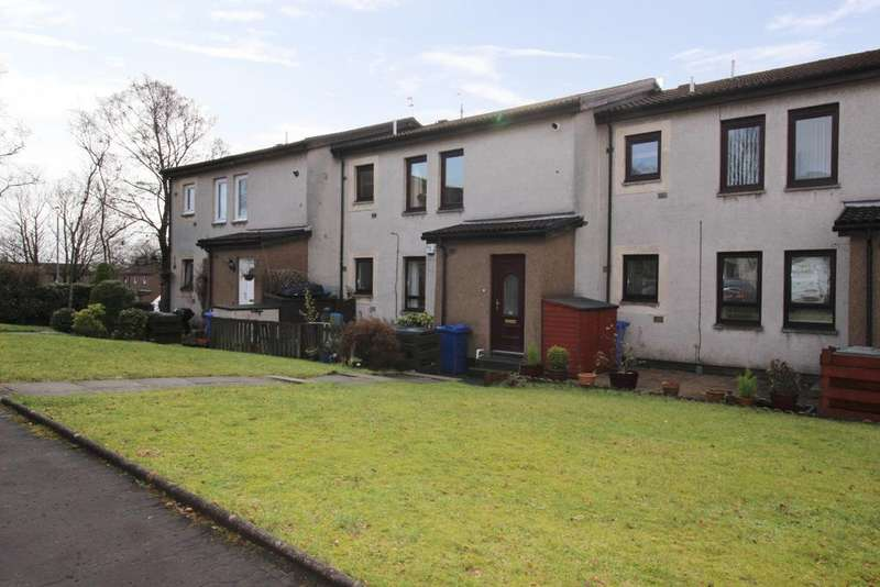 2 Bedrooms Flat for sale in 27 Kestrel Court, Hardgate, G81 6BH