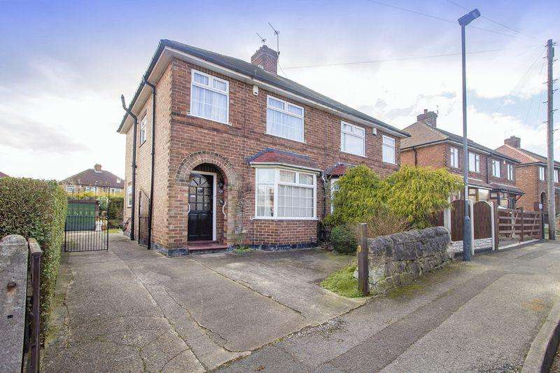3 Bedrooms Semi Detached House for sale in WILSON ROAD, CHADDESDEN