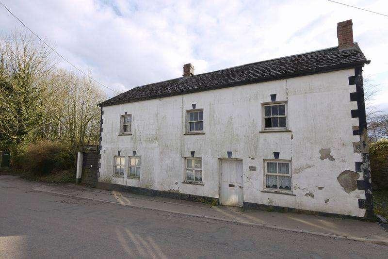 3 Bedrooms Detached House for sale in Bridgerule, Holsworthy