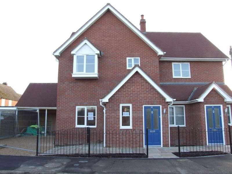 2 Bedrooms Flat for rent in Arnold Villas, Tiptree, Colchester, Essex