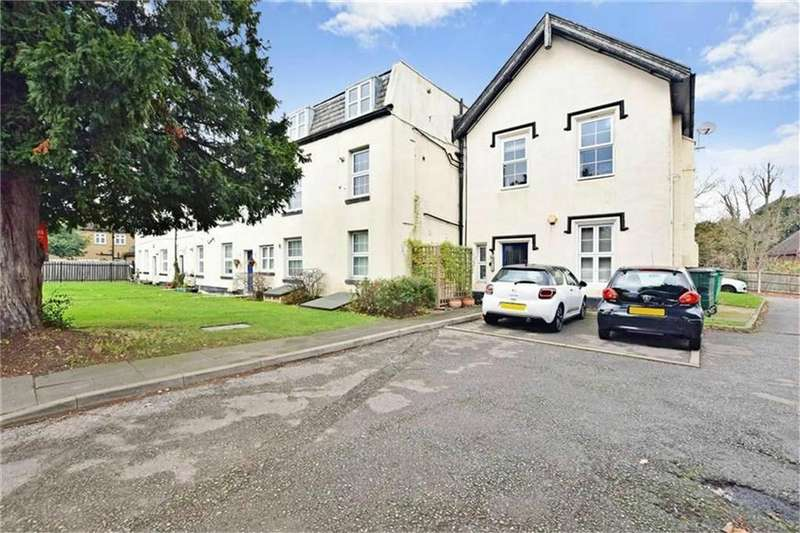 2 Bedrooms Flat for sale in Shirley Cottages, 51 Wickham Road, Shirley, Croydon, Surrey