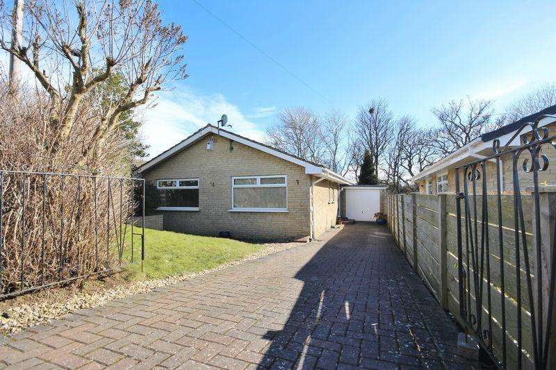 3 Bedrooms Detached Bungalow for rent in Woodend Way, Newcastle Upon Tyne