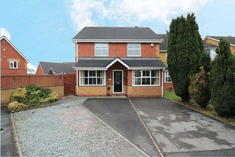 3 Bedrooms Detached House for sale in St Helens Avenue, Tipton