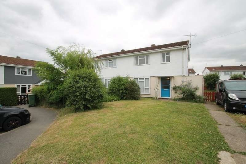 3 Bedrooms Semi Detached House for rent in Dean Rogers Place, Braintree